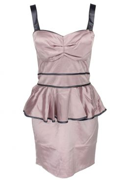 Lipsy-London Bow Front Dress