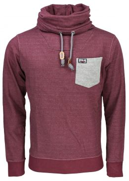 Petrol Industries Pullover Burgundy