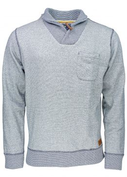 Petrol Industries Pullover Light Indigo