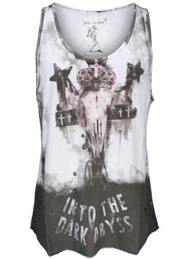 Religion Into The Abyss Vest