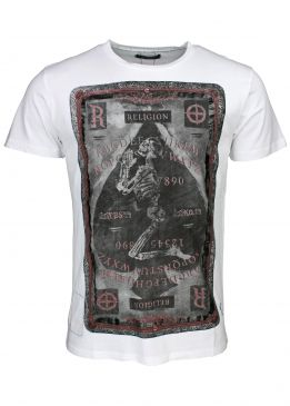 Religion Tattered Tee