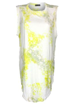 Religion Sugar Dye Vest Dress