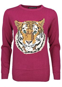 Sugarhill Boutique Tiger Sweater