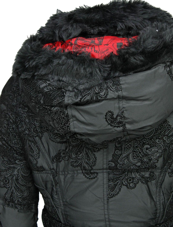 Desigual Winterjacke Quilmes fettebeute Online Shop