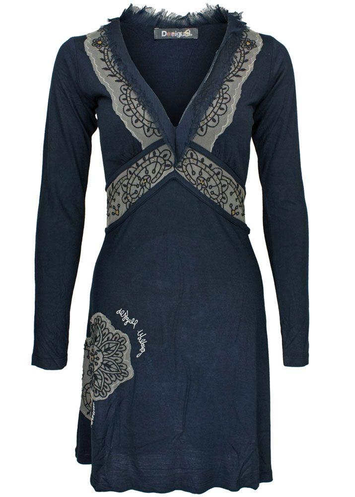 desigual klied vest sally fettebeute online shop. Black Bedroom Furniture Sets. Home Design Ideas