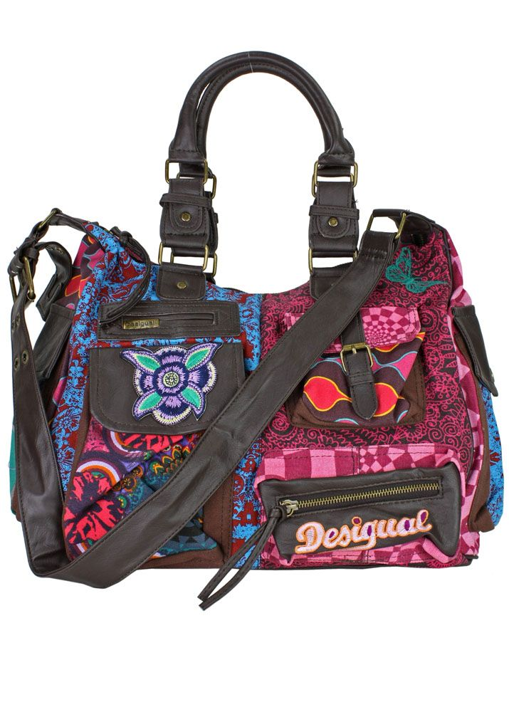desigual tasche bols london martina fettebeute online shop. Black Bedroom Furniture Sets. Home Design Ideas
