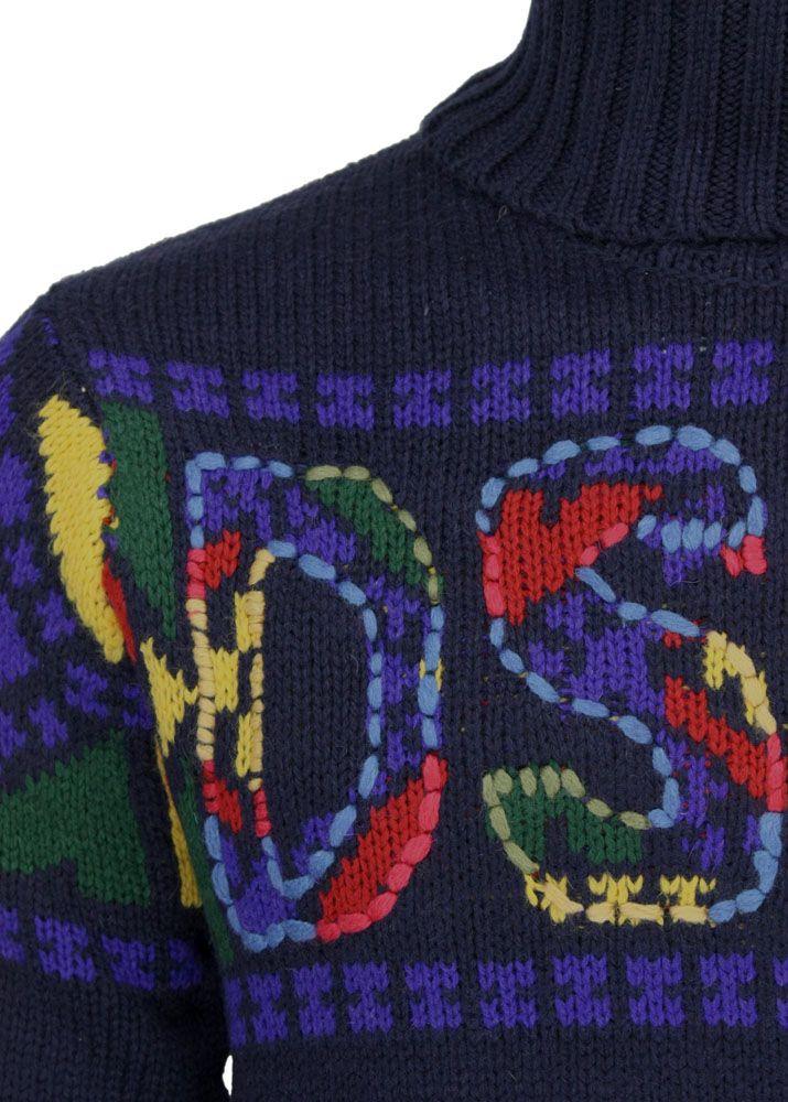 Details für Stufen von vollständig in den Spezifikationen Desigual Pullover Jers Mersena - fettebeute Online Shop