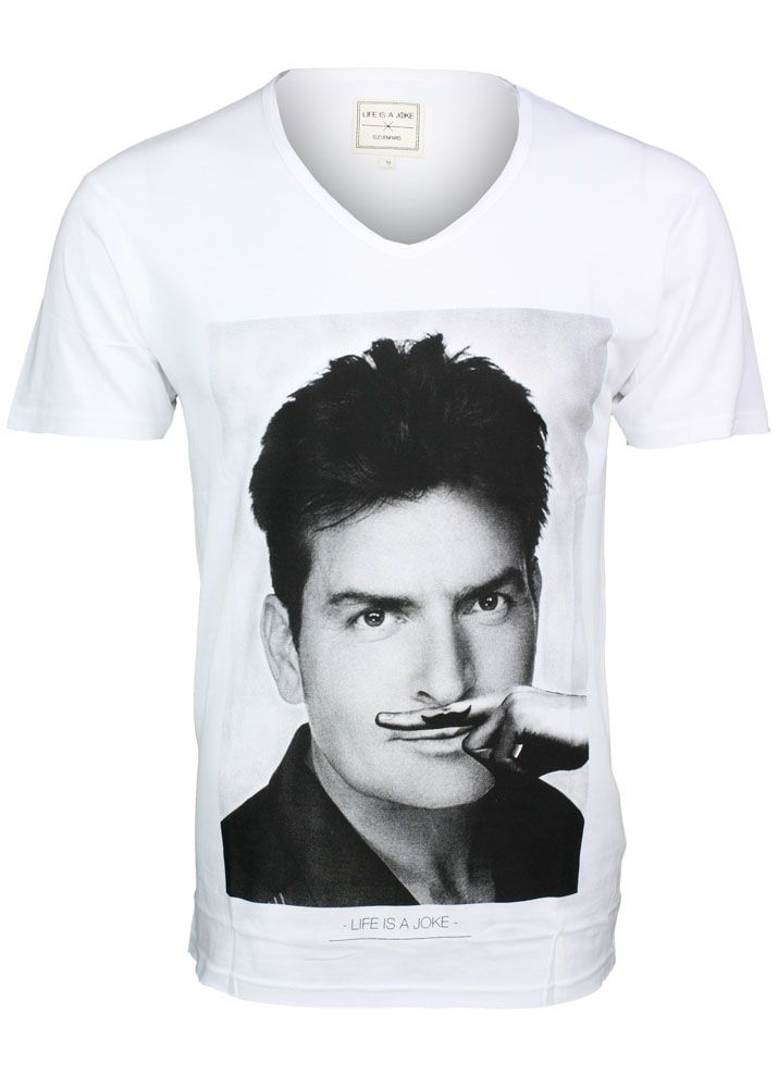 Eleven Paris T Shirt Sheen Men fettebeute Online Shop