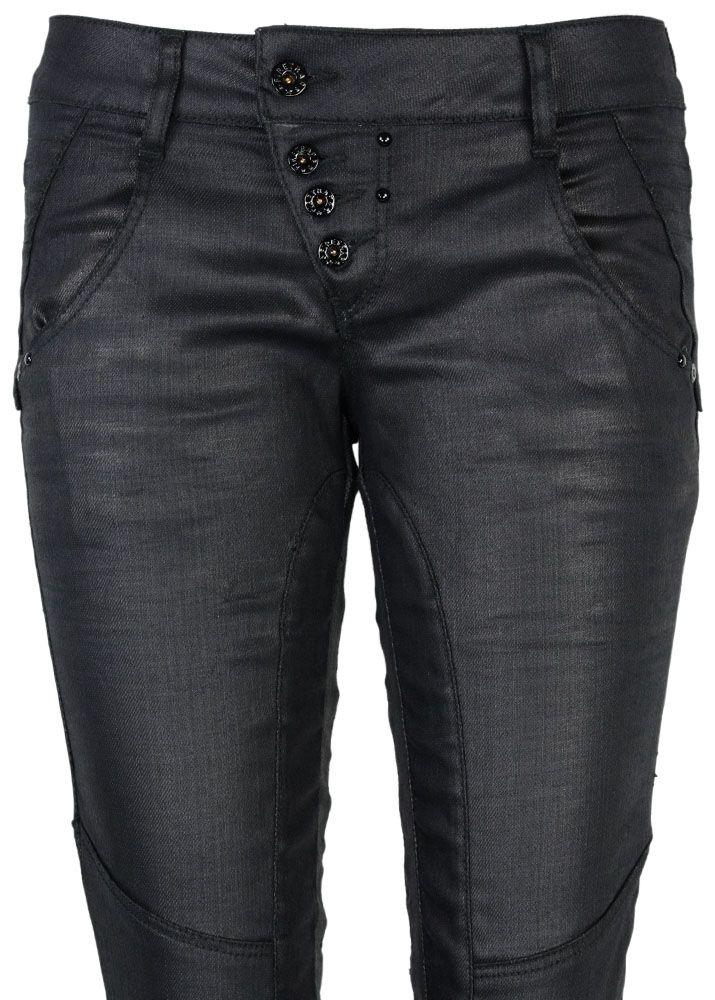 firetrap damen jeans arc fly silkoblack neu ebay. Black Bedroom Furniture Sets. Home Design Ideas