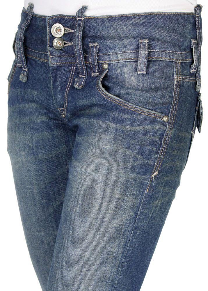 39e3cd61e49808 fettebeute shop - Fornarina Jeans Kitty stretch wash online bestellen