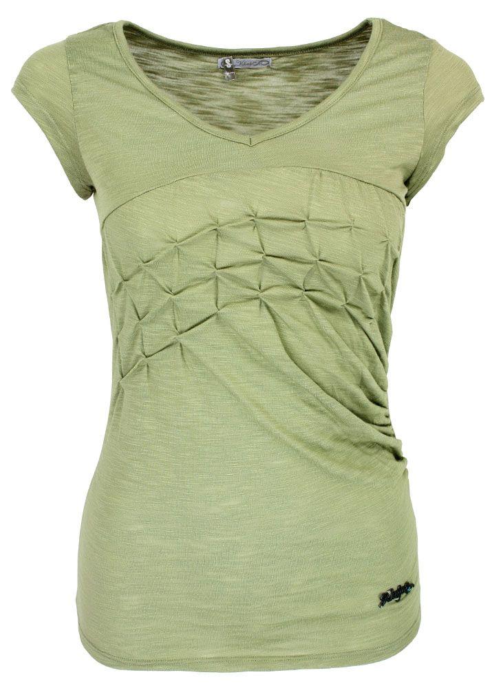 khujo shirt doral gr n fettebeute online shop. Black Bedroom Furniture Sets. Home Design Ideas