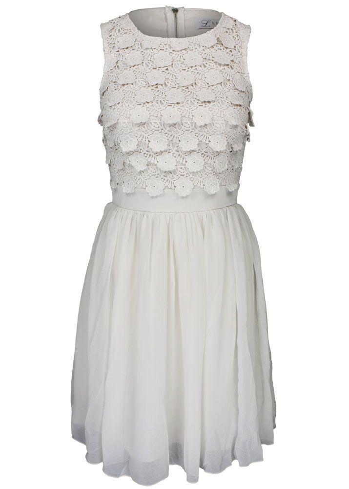 lipsy kleid swan dress fettebeute online shop. Black Bedroom Furniture Sets. Home Design Ideas