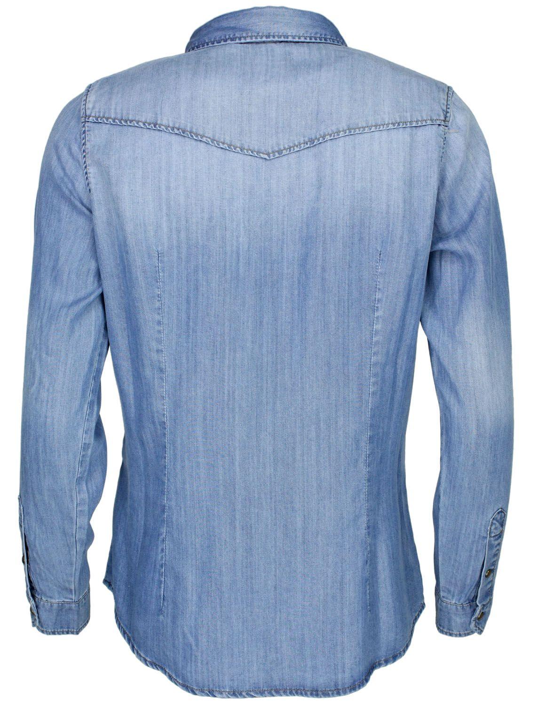 mavi jeanshemd leticia fettebeute online shop. Black Bedroom Furniture Sets. Home Design Ideas