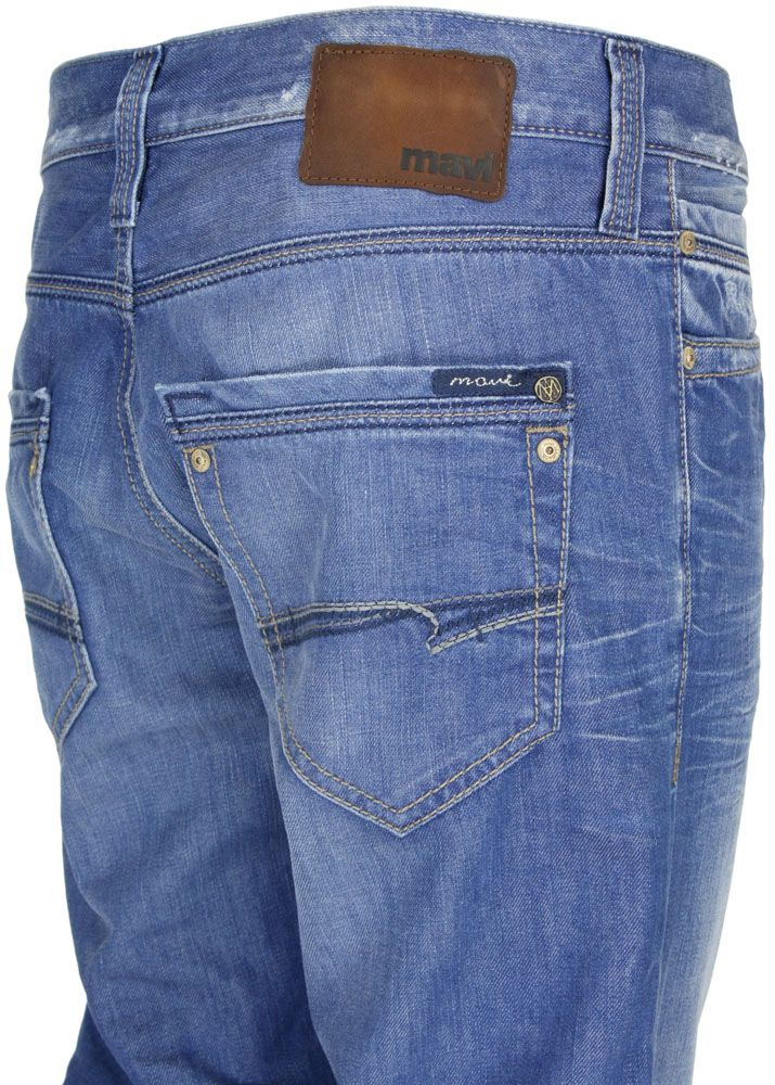 Jeans Mavi Mark Online Shop Aqua Marine Fettebeute n0NX8kZPwO