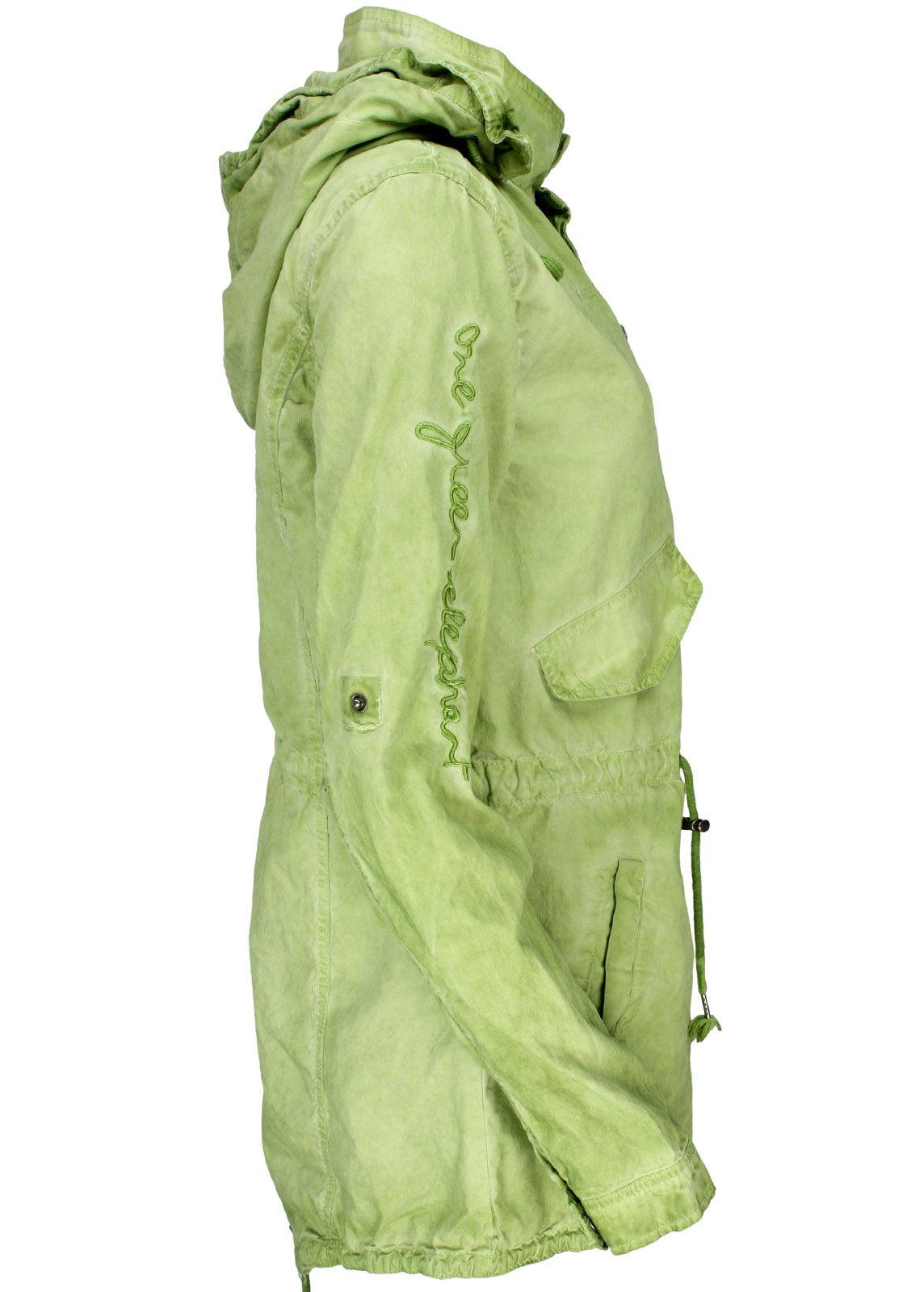 one green elephant parka hollis fettebeute online shop. Black Bedroom Furniture Sets. Home Design Ideas
