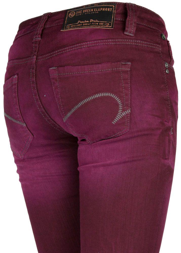 one green elephant jeans kosai berry fettebeute online shop. Black Bedroom Furniture Sets. Home Design Ideas