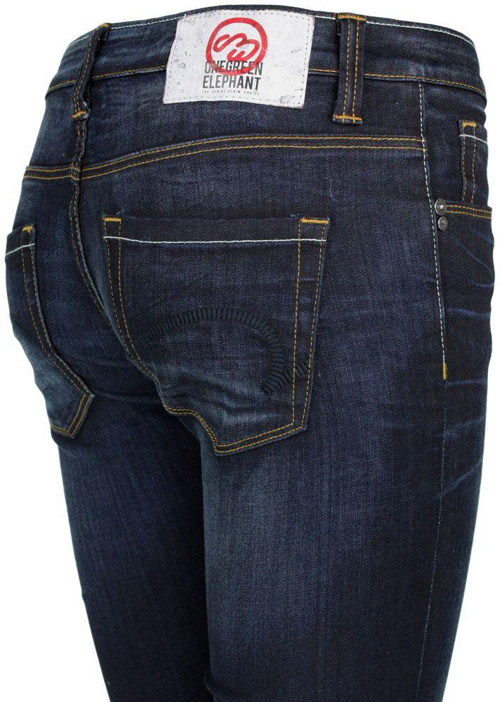 one green elephant jeans kosai dark blue fettebeute. Black Bedroom Furniture Sets. Home Design Ideas