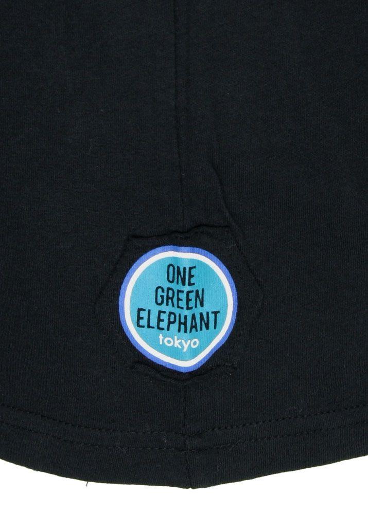 fettebeute shop one green elephant t shirt morrison. Black Bedroom Furniture Sets. Home Design Ideas