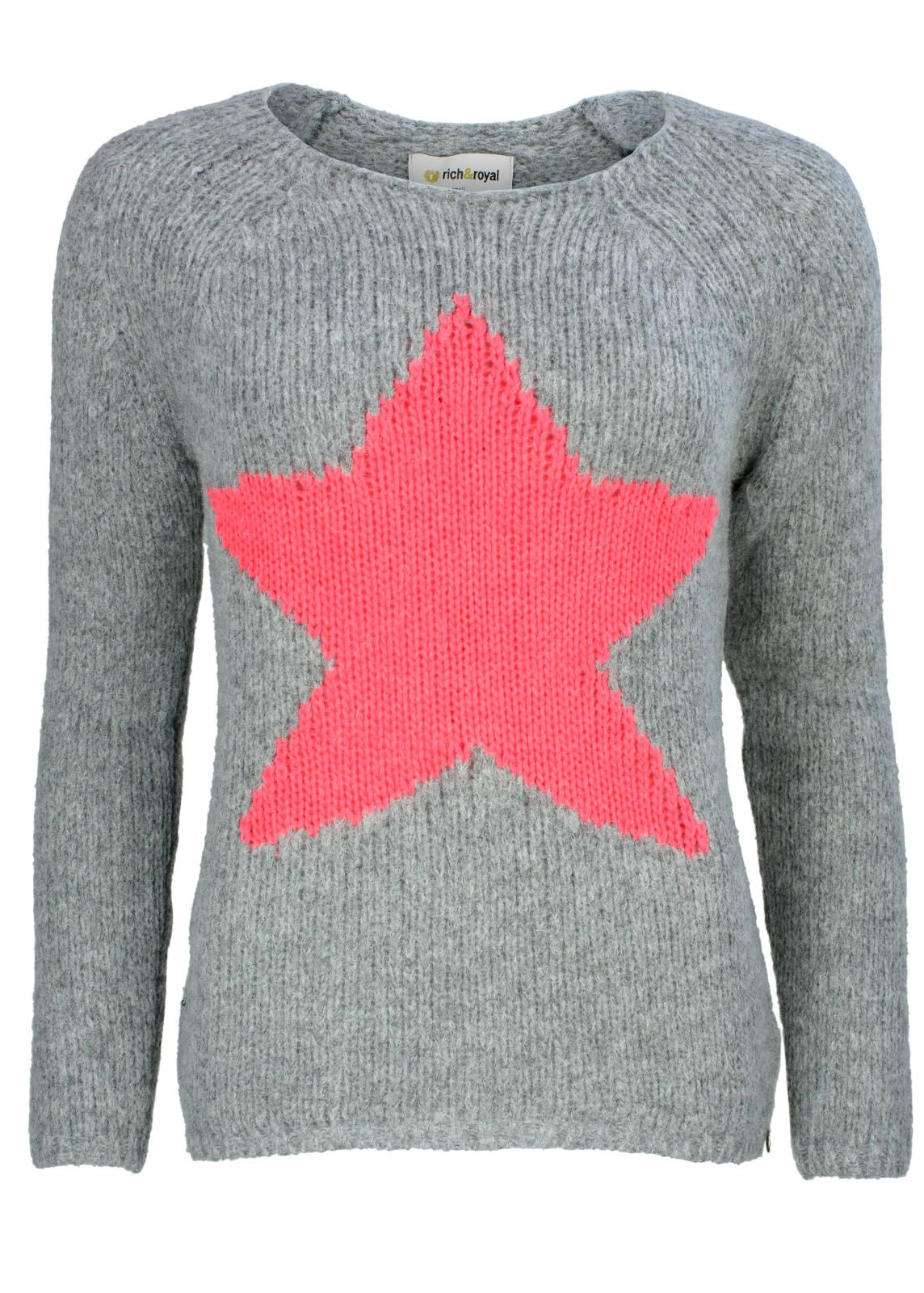premium selection a8a66 374c9 Pullover mit Stern