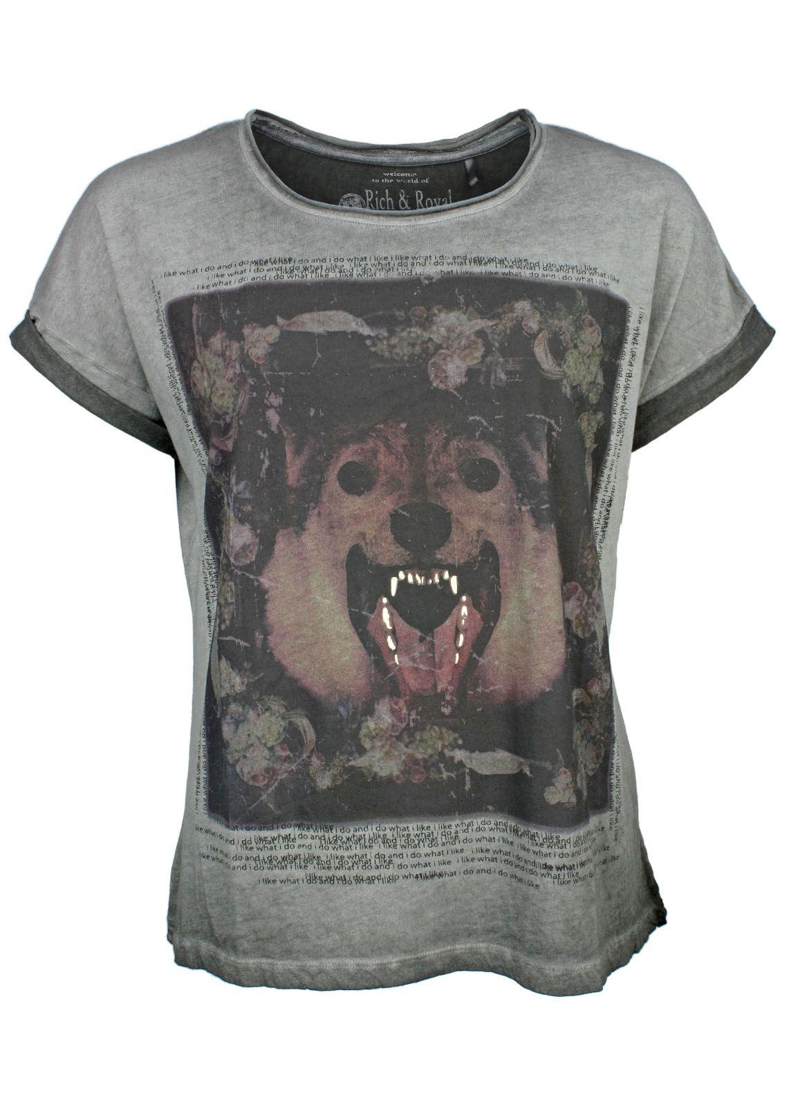 rich royal shirt wolf fettebeute online shop. Black Bedroom Furniture Sets. Home Design Ideas