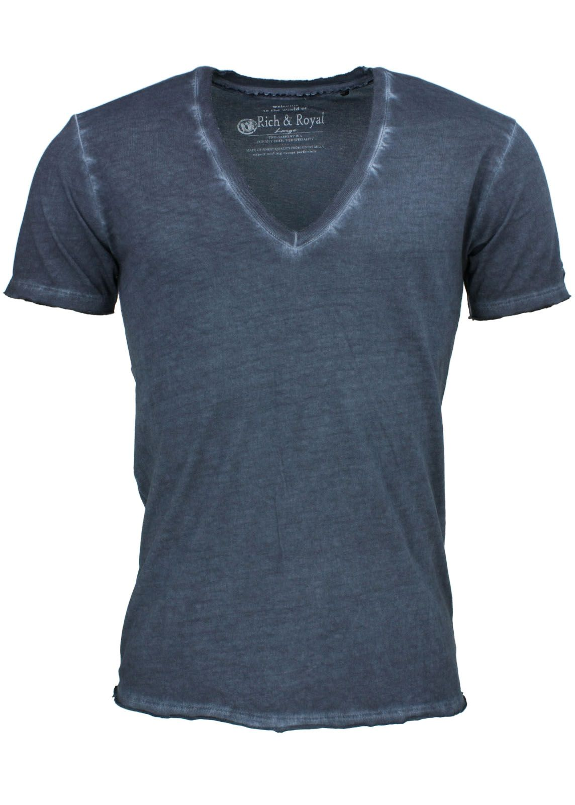 rich royal t shirt night blue fettebeute online shop. Black Bedroom Furniture Sets. Home Design Ideas