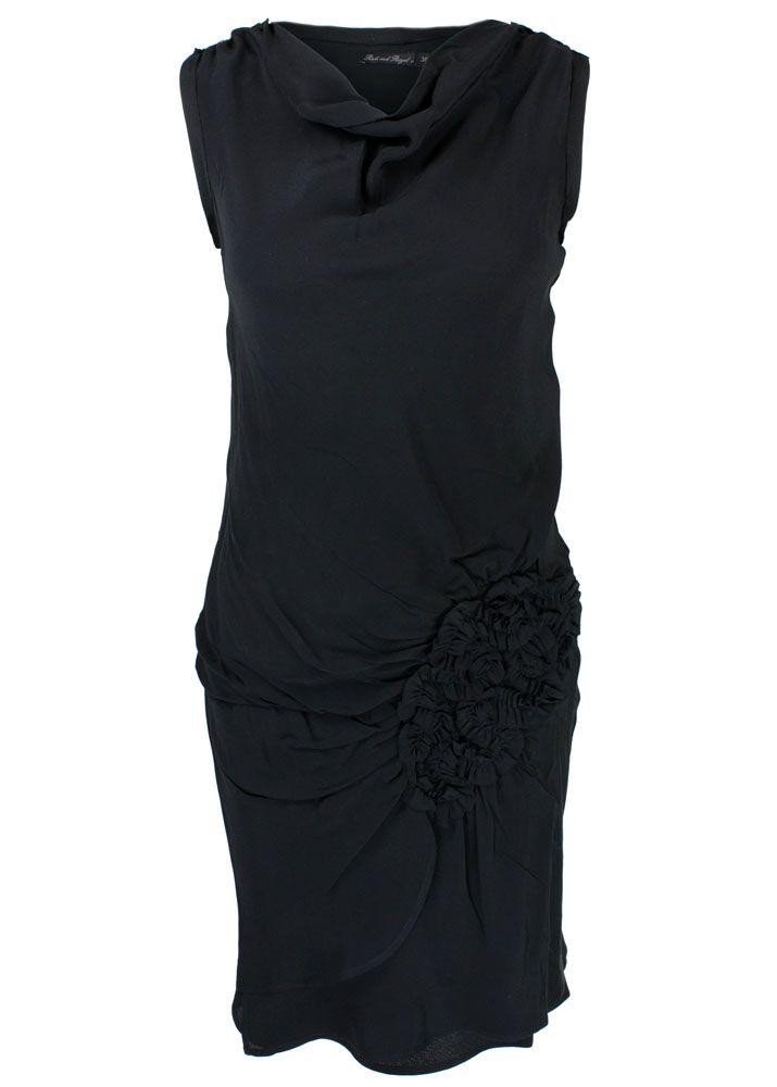 rich royal kleid schwarz fettebeute online shop. Black Bedroom Furniture Sets. Home Design Ideas