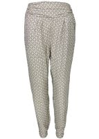 Broadway NYC - Pants Taupe Graphic Print