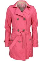 Broadway NYC - Trenchcoat Berry Sorbet