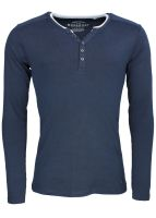 Broadway NYC - Longshirt Marcel Dark Blue
