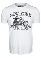 Broadway NYC - T-Shirt NYC white