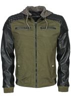 Freaky Nation - Shortjacket Leder