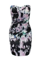 Lipsy-London - Melting Pot Dress