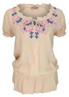 Mavi - Embroidered Blouse