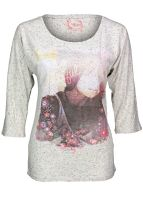 Mavi - Girl Printed Top
