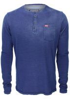 Petrol Industries - Longsleeve Light Indigo