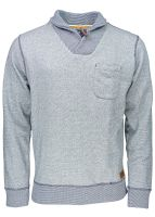 Petrol Industries - Pullover Light Indigo