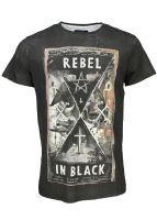 Religion - Rebel In Black Tee