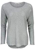 Rich & Royal - Longsleeve silver