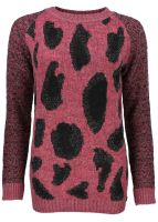 Rich & Royal - Pullover Winter Pink