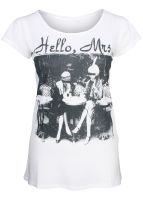 Rich & Royal - T-Shirt Hello Mrs