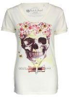 Rich & Royal - T-Shirt Pearl White