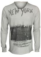 Rich & Royal - Longsleeve New York