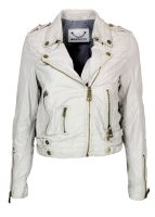 Rich & Royal - Lederjacke Lamm Nappa