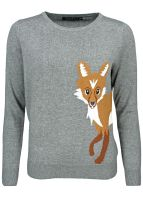 Sugarhill Boutique - Curious Fox Sweater