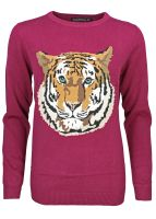 Sugarhill Boutique - Tiger Sweater