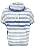 Yaya - Sweater Striped Blue